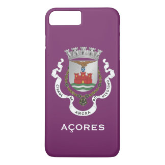 Azores Angra do Heroismo I-Phone Case