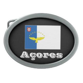 Azores Belt Buckle
