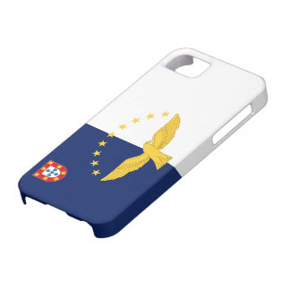 Azores Flag Case For The iPhone 5
