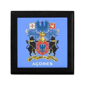 Azores Islands Jewelry Box Caixa dos Acores