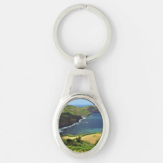 Azores islands, Portugal Key Ring