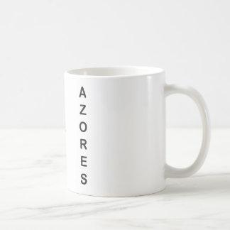 Azores Islands Portugal Mug