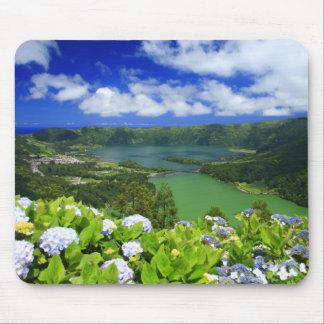 Azores landscape Mousepad