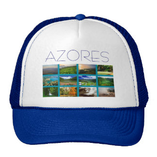 Azores Landscapes Cap