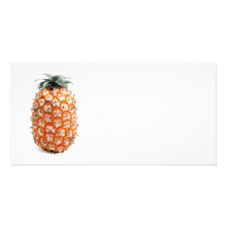 Azores Pineapple Custom Photo Card