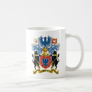 Azores (Portugal) Coat of Arms Coffee Mugs