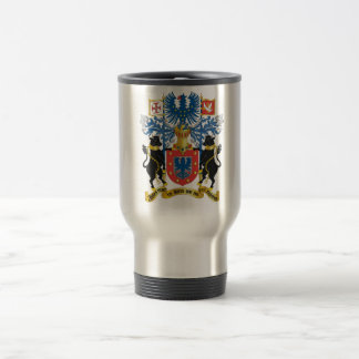 Azores (Portugal) Coat of Arms Coffee Mug