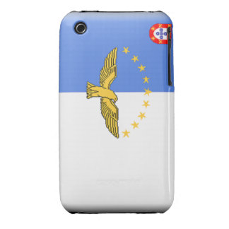 Azores Portugal Flag BlackBerry Bold Case