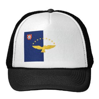 Azores (Portugal) Flag Trucker Hats