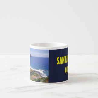 Azores Santa Maria Espresso Cup Collection