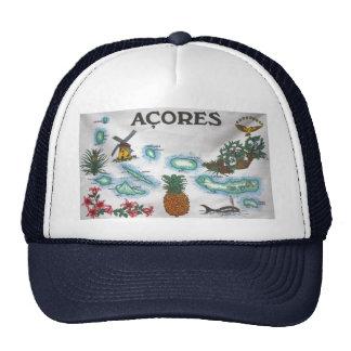 Azores souvenir cap