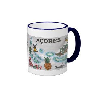 Azores souvenir mug