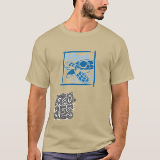 Azores Turtle T-Shirt