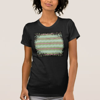Aztec Andes Tribal Mountains Chevron Zig Zags Shirts
