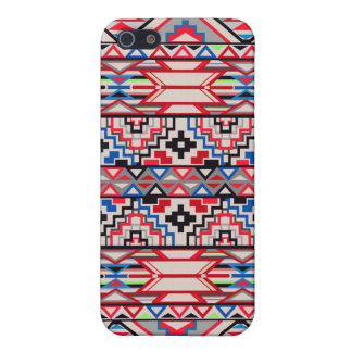 Aztec Andes Tribal Pattern iPhone 5 case