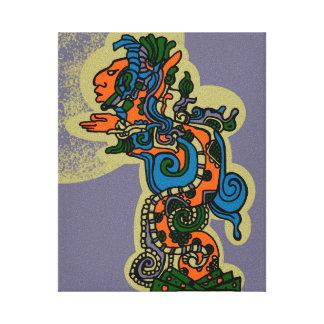 Aztec Artistic Design
