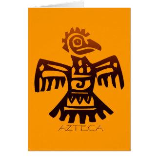 AZTEC ~ Bird Spirit Card
