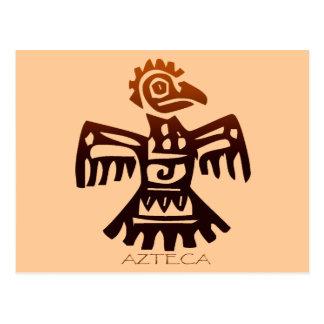 AZTEC ~ Bird Spirit Postcard