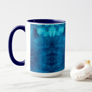 Aztec Blue Adventure Mug