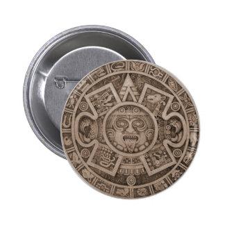 Aztec Calendar Button