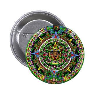 Aztec Calendar Buttons