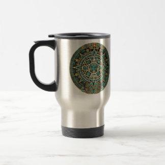 Aztec Calendar in detail Coffee Mug
