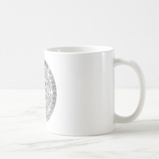 aztec calendar coffee mug