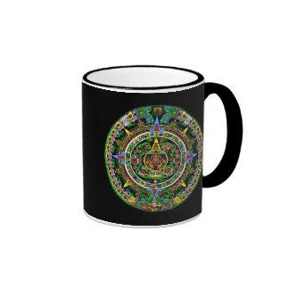 Aztec Calendar Mugs