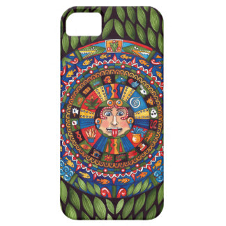 Aztec Calendar Phone case iPhone 5 Cover