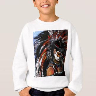 Aztec celebration sweatshirt