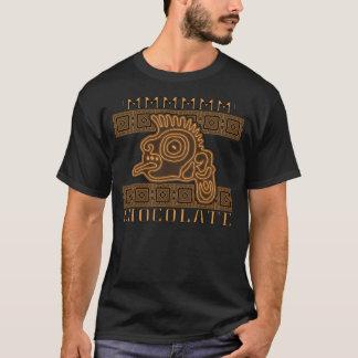 Aztec choco T-Shirt