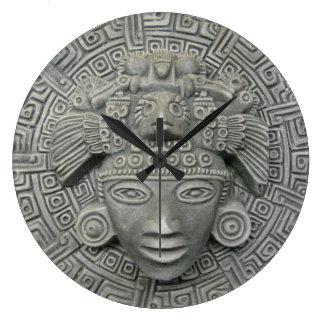 Aztec Clock Wall Clocks