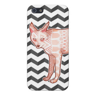 Aztec Coyote iPhone 5/5S Covers