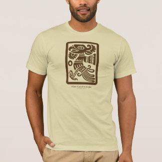 Aztec Cuauhtli - Eagle (Brown) Apparel T-Shirt