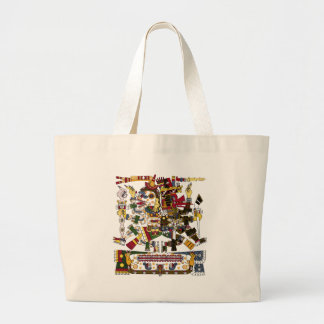 Aztec Duality Canvas Bags