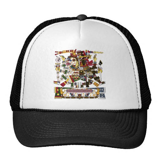 Aztec Duality Hats