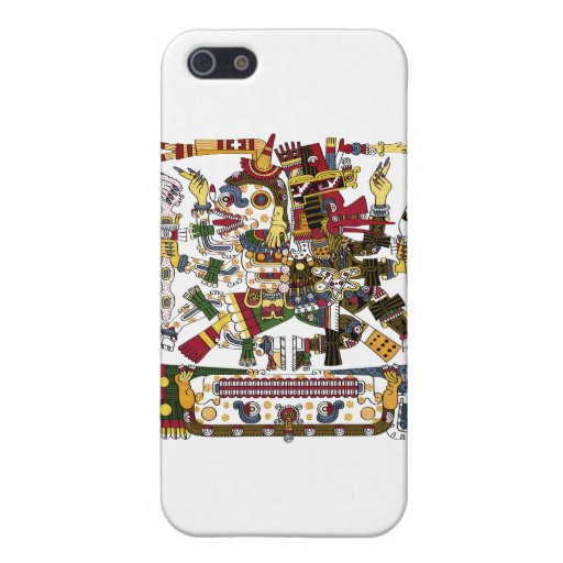 Aztec Duality Cover For iPhone 5