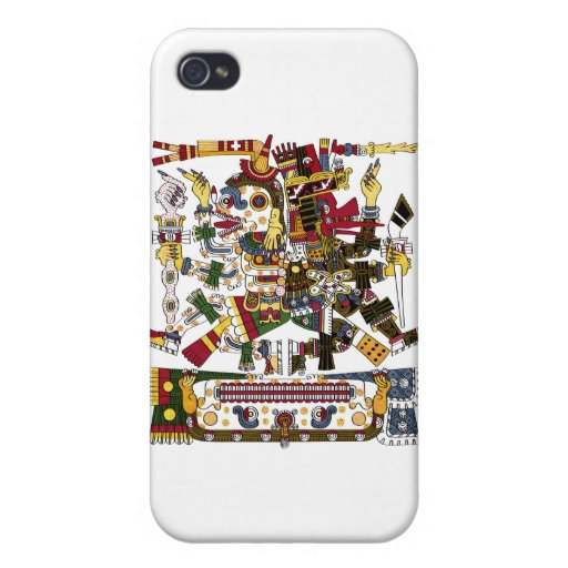 Aztec Duality iPhone 4 Cover