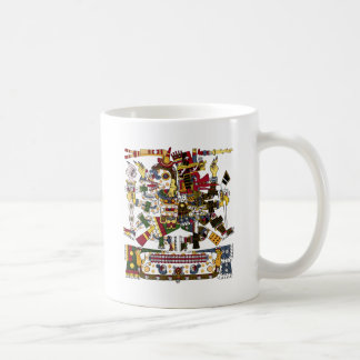 Aztec Duality Classic White Coffee Mug