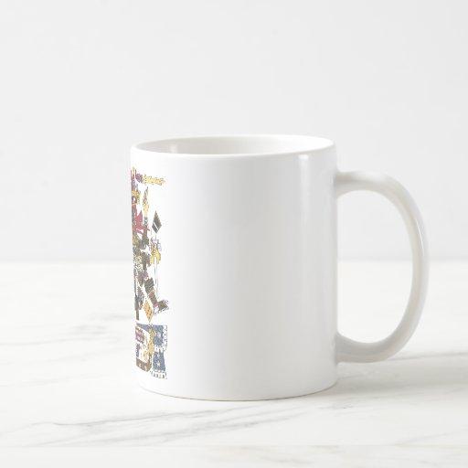 Aztec Duality Coffee Mugs