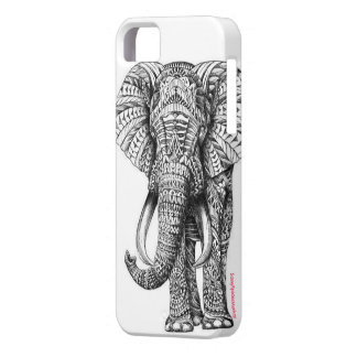 Aztec Elephant iPhone 5 Case