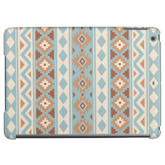 Aztec Essence Ptn IIIb Blue Cream Terracottas
