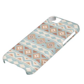 Aztec Essence Ptn IIIb Blue Cream Terracottas iPhone 5C Case