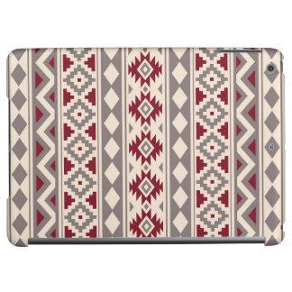 Aztec Essence Ptn IIIb Cream Taupe Red