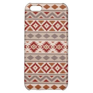 Aztec Essence Ptn IIIb Taupes Creams Terracottas Case For iPhone 5C