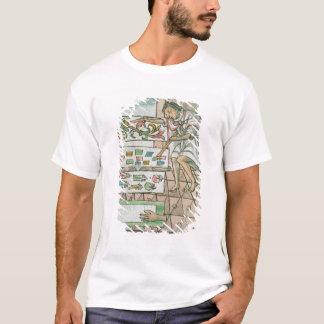 Aztec feather artisan T-Shirt