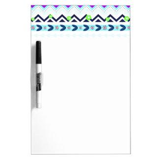 Aztec Girl Dry Erase Board