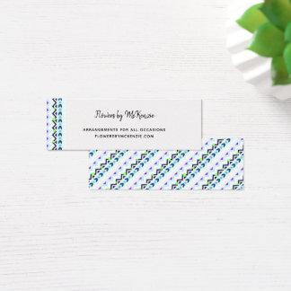 Aztec Girl Mini Business Card