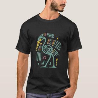 Aztec Heron T-Shirt
