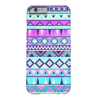 Aztec inspired pattern barely there iPhone 6 case